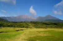 Mount Meru from Momella Gate