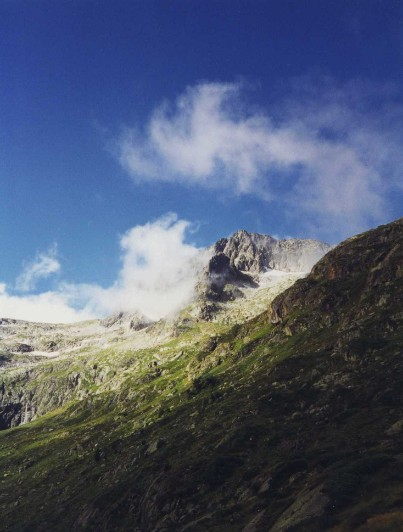 Pyrenees wilderness backpacking